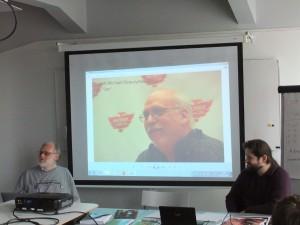 Dancon 2014 foredrag om Straczynski